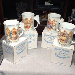 Sandra Kuck's Angel Wings Mug Collection